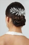 Zikron Taşlı Saç Aksesuarları Modelleri Düğün Kına Nişan Gelin