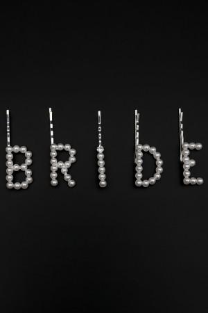 Bride incili Harf Toka