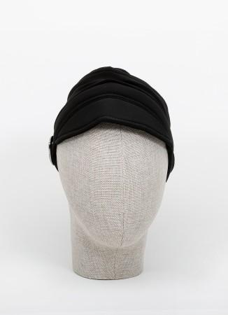 Bayan Likralı Bone Şapka Detay