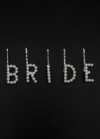 İncili Saç Aksesuarı Kaliteli Trend Tasarım Düğün Nişan Kına