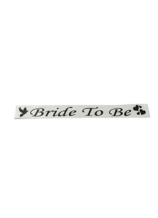 Bride To Be Gelin Kuşağı