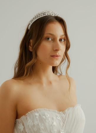 Gelin Tacı Modelleri Düğün Tacı Nişan Tasarım