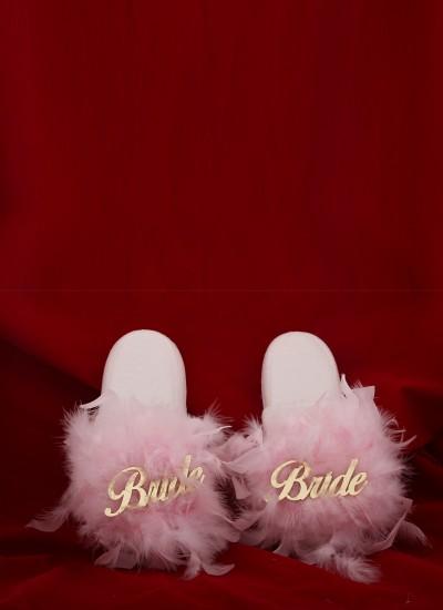 Bride Terlik Pembe
