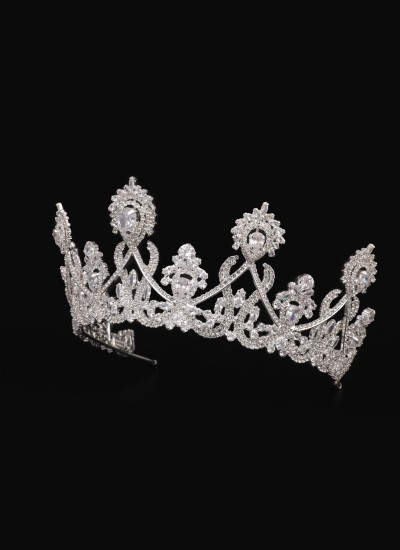 Bridal Crown Models Wedding Crown Engagement Design